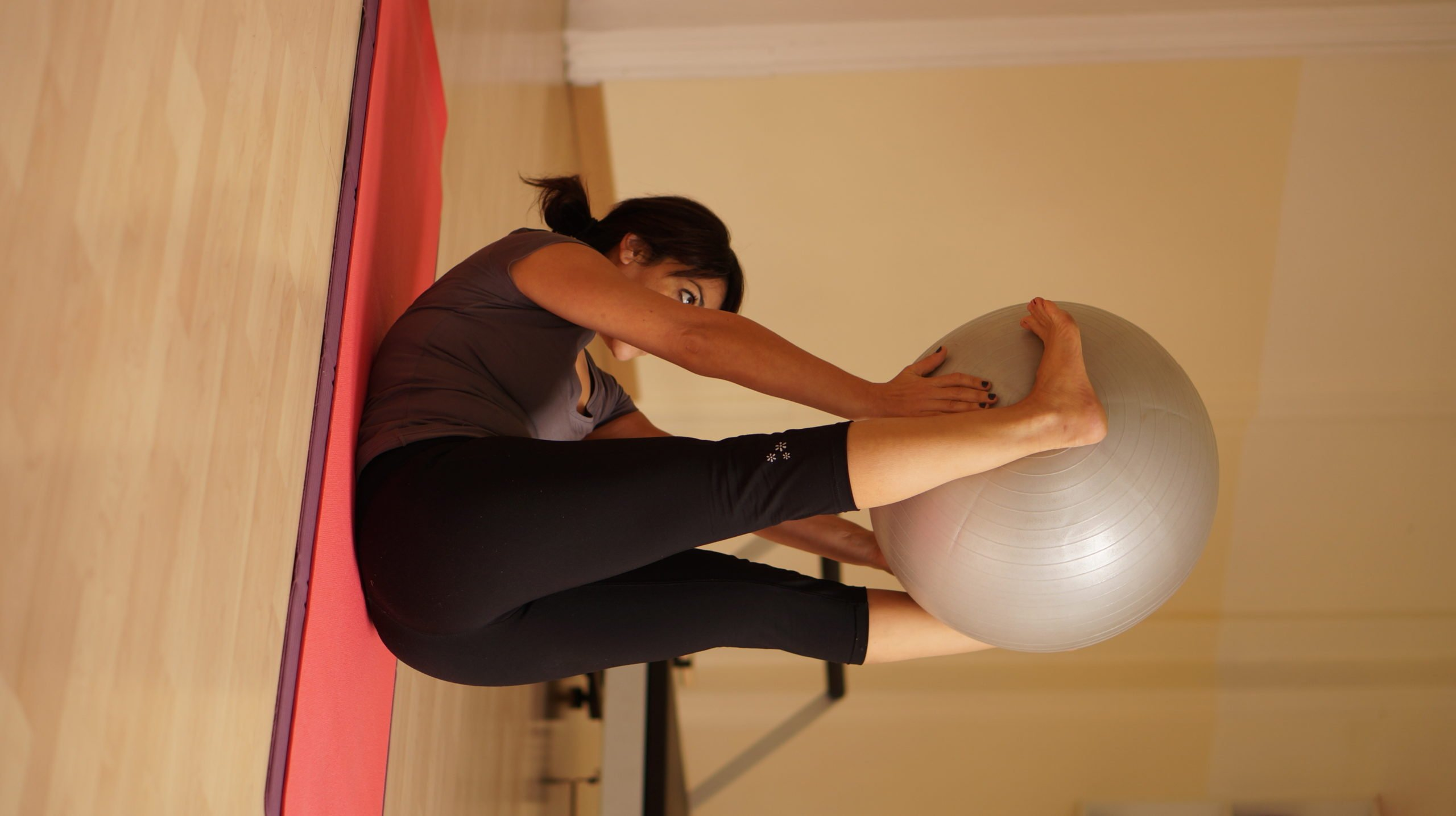 Ejercicios de coordinación con Pilates