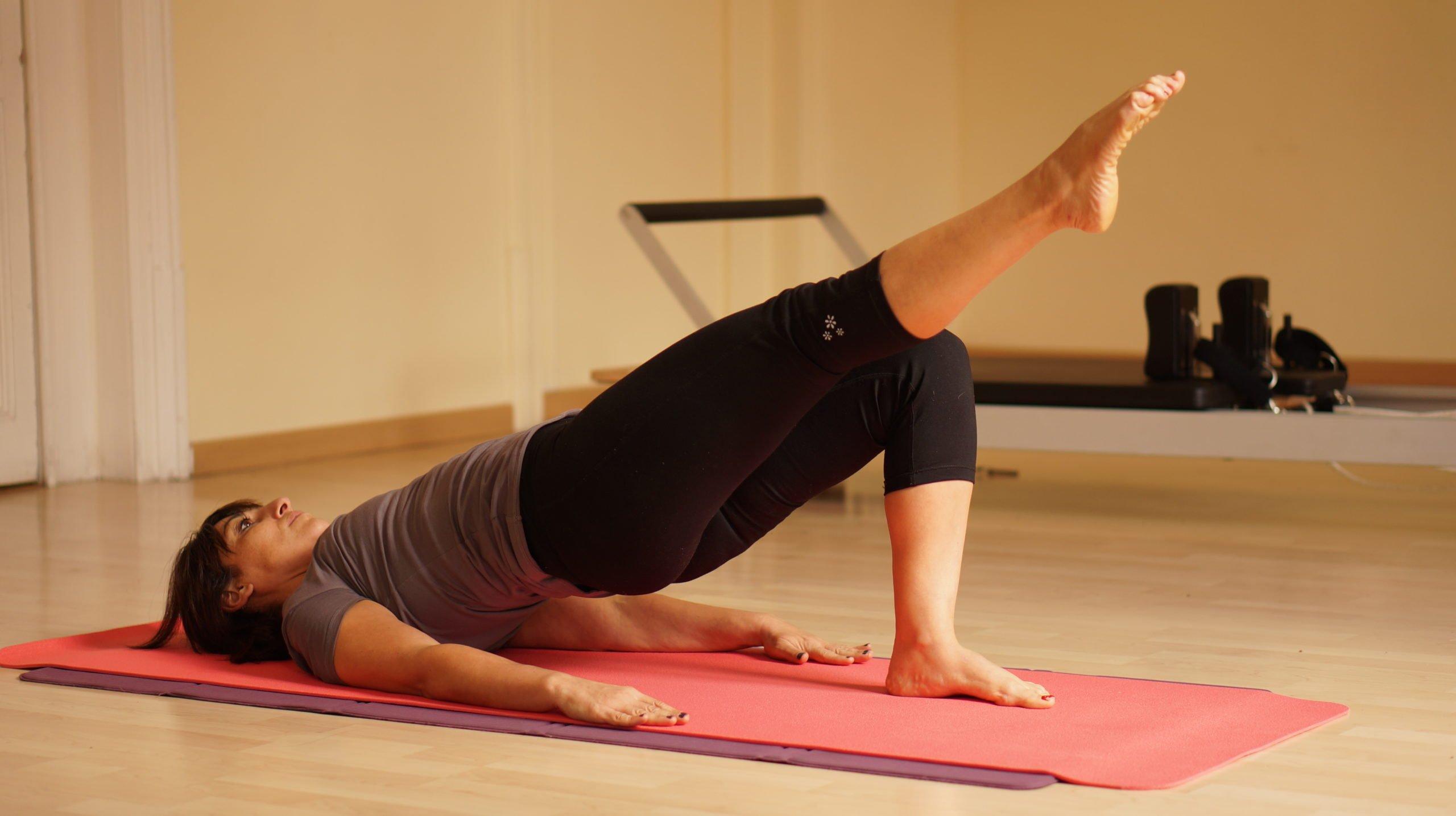 pilates para fortalece los musculos barcelona