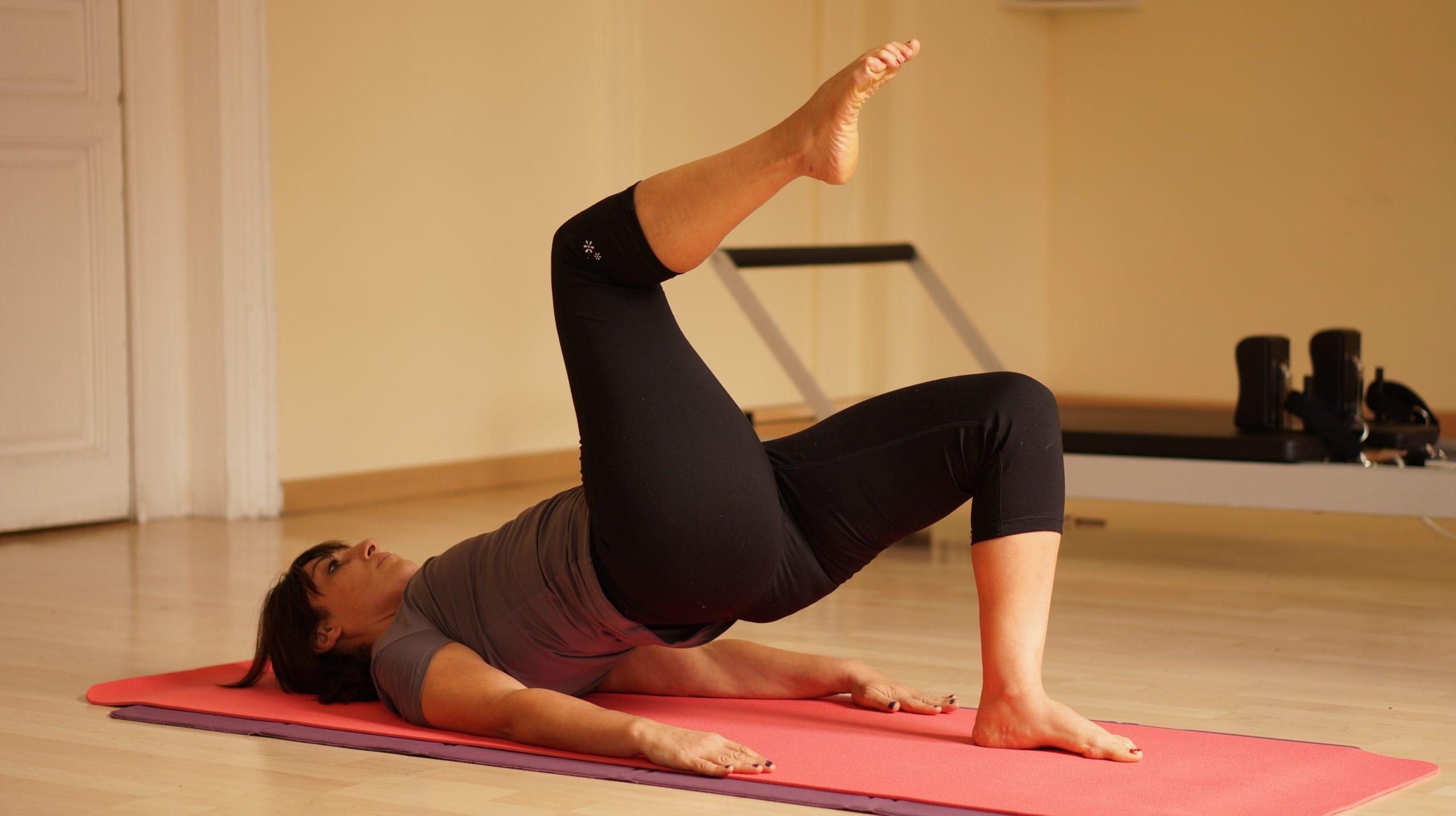 pilates - improve your co-ordination