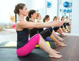 pilates classes in english in barcelona