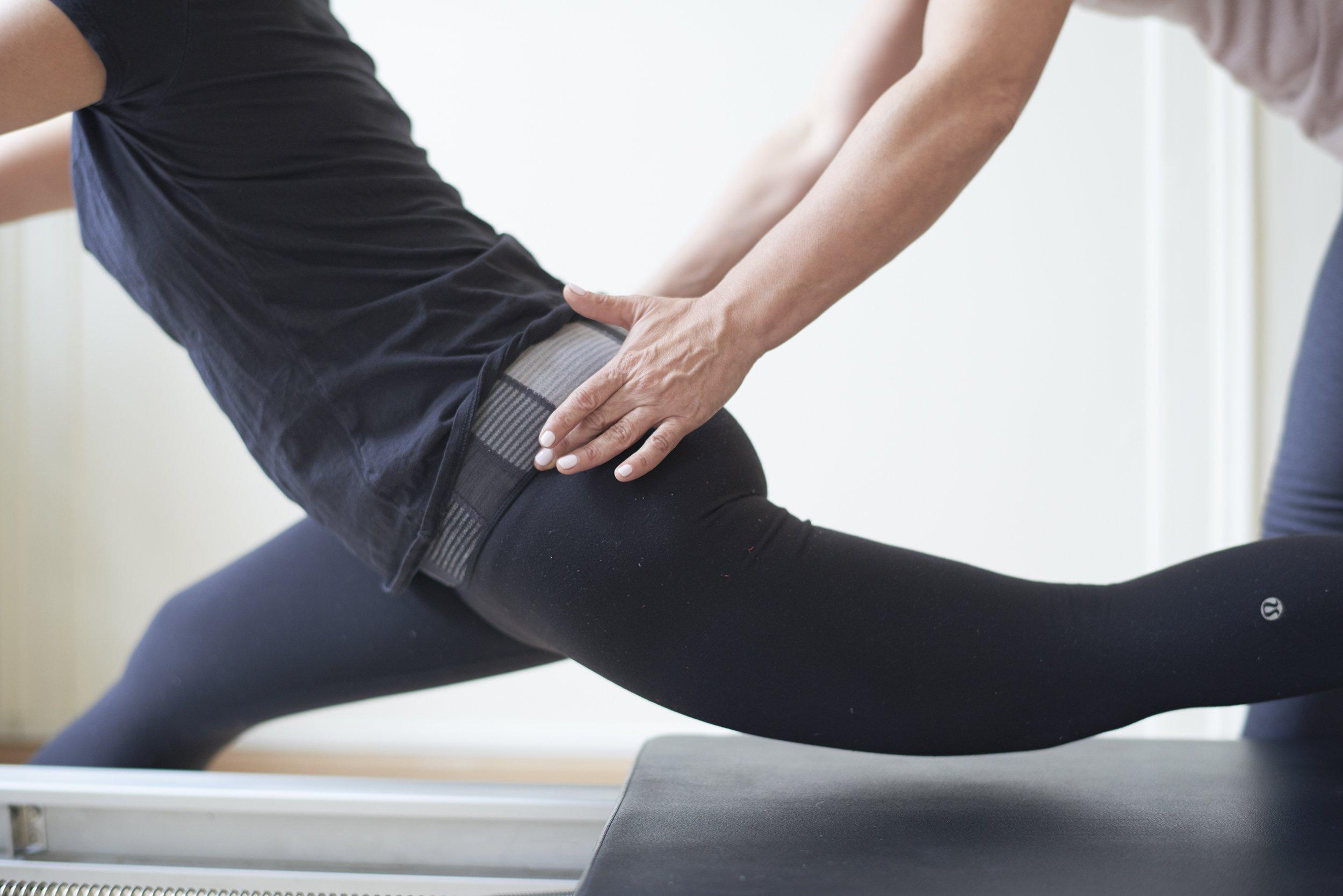 clases de pilates multinivel