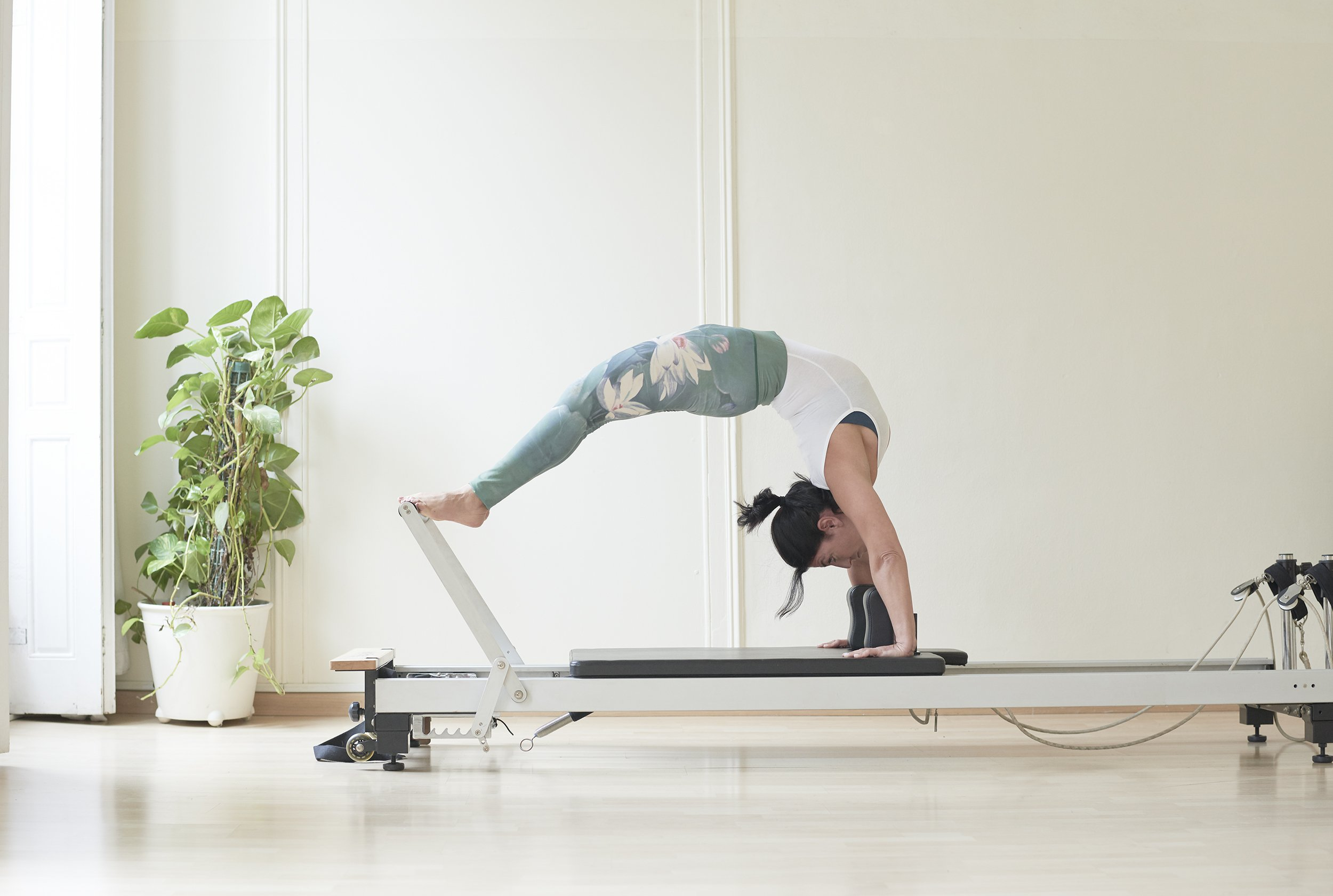 Pilates as a physical training method