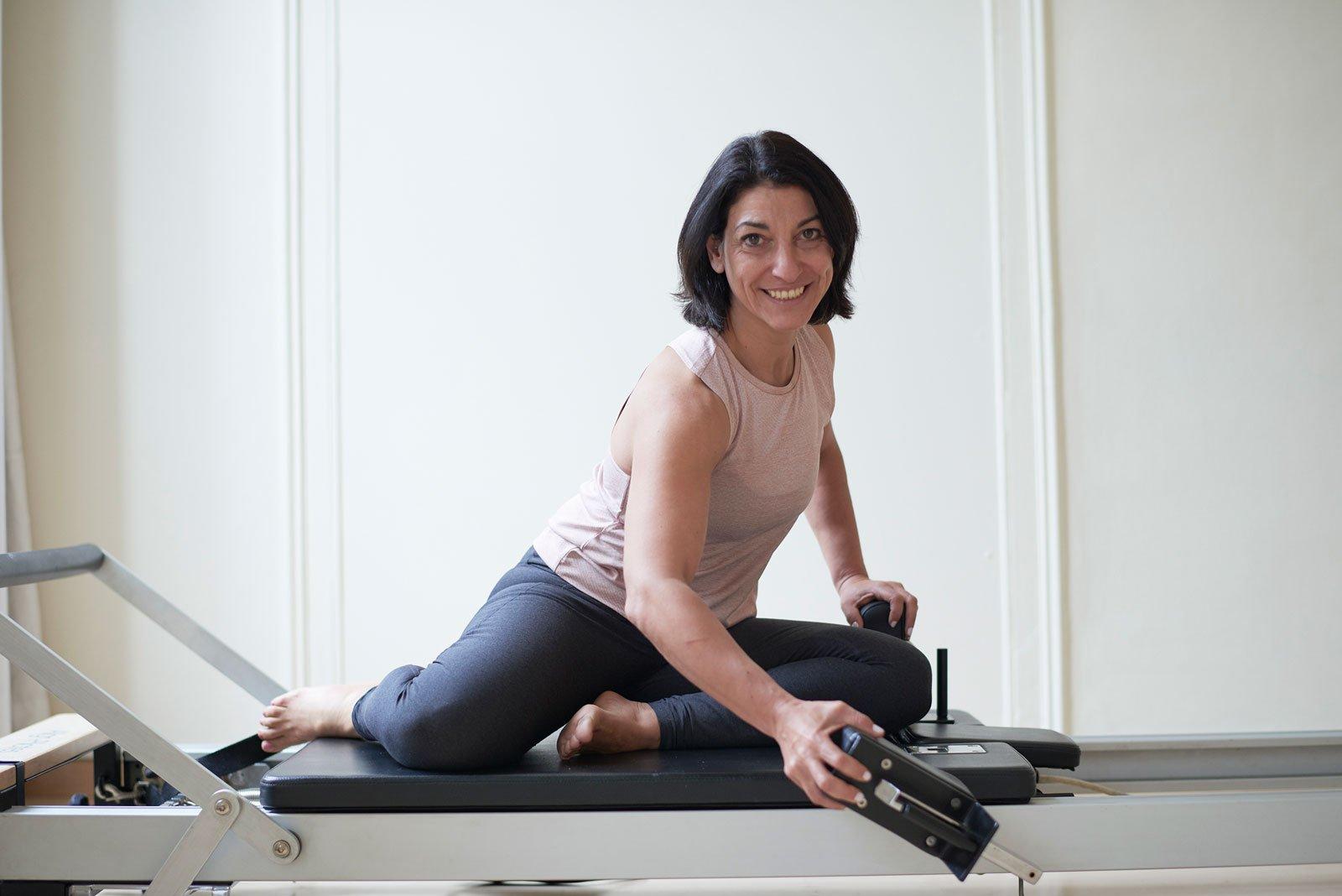 Pilates in barcelona, owner devorah al-irimi